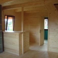 Dom drewniany 11