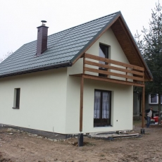 Dom drewniany 12