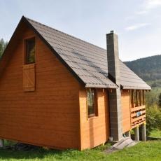 Dom drewniany