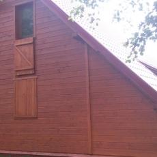 Dom drewniany 14