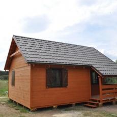 Dom drewniany 16