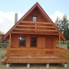 Dom drewniany 18