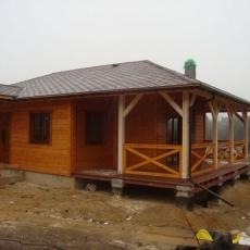 Dom drewniany 19