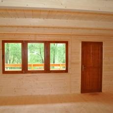 Dom drewniany 20