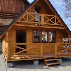 Dom drewniany 21