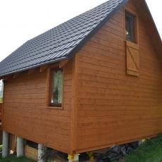 Dom drewniany 4