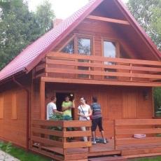 Dom drewniany 8